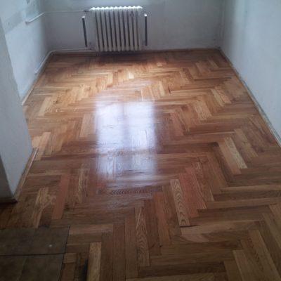 Efekty cyklinowania podłogi