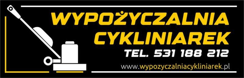 Wypożyczalnia cykliniarek logo
